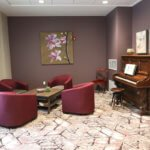Wildpine Residence Lounge with Piano