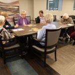 Wildpine Residence Playing Bingo